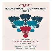 QIC Badminton Tournament 2019