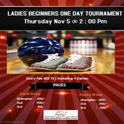 Beginner Ladies Bowling Championship